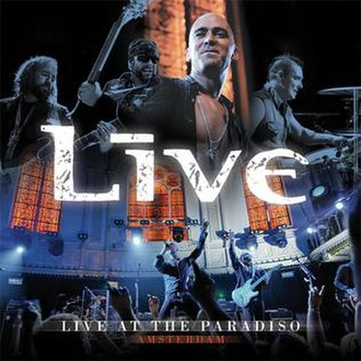 Live at the Paradiso – Amsterdam - Image: Live live at the paradiso