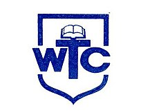 Logo of William Tyndale College circa 1988.jpg