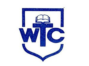William Tyndale College - Image: Logo of William Tyndale College circa 1988