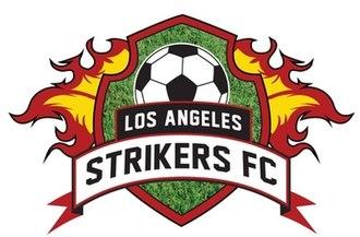 Los Angeles Strikers - Image: Los Angeles Strikers FC