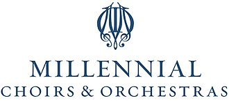 Millennial Choirs and Orchestras - Image: MCO Logo