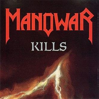 Manowar Kills - Image: Manowar Kills cover