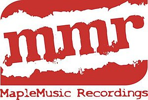 MapleMusic Recordings - Image: Maple Music Recordings Red Logo