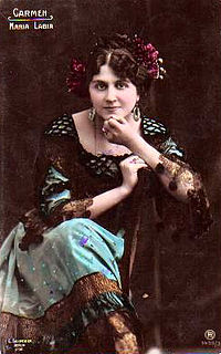 Maria Labia Italian operatic soprano