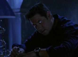 """Matt Parkman - Matt displays precognition for the first time in """"A Clear and Present Danger""""."""