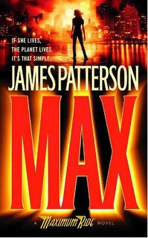 MAX: A Maximum Ride Novel - Image: Maximum Ride 5