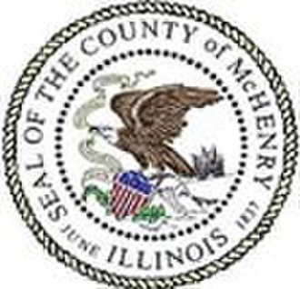 McHenry County, Illinois - Image: Mc Henry County il seal