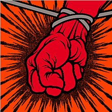 Metallica - St Anger coverjpg