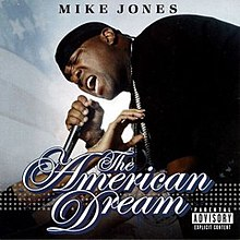 Mike Jones American Dream Album.jpg