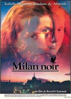 <i>Milan noir</i> 1987 film