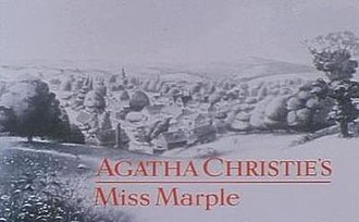 Miss Marple (TV series) - Title card