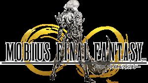 Mobius Final Fantasy - The logo for Mobius Final Fantasy