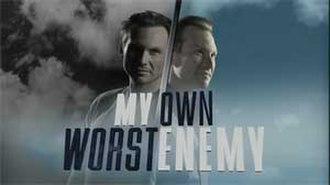 My Own Worst Enemy (TV series) - Promotional image for My Own Worst Enemy.