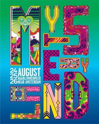 Mysteryland - Image: Mysteryland artwork poster 2018