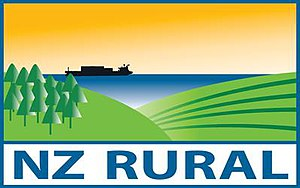 Focus NZ - Original logo of the NZ Rural Party