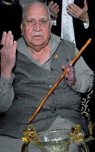 Naseerullah Babar - Image: Naseerullah Babar 220