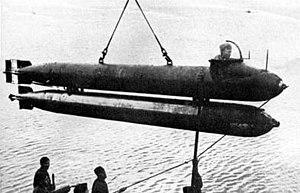 Neger - Image: Neger human torpedo