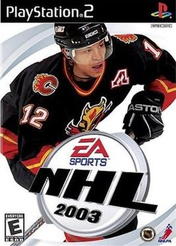 on Nhl 2003   Wikipedia  The Free Encyclopedia