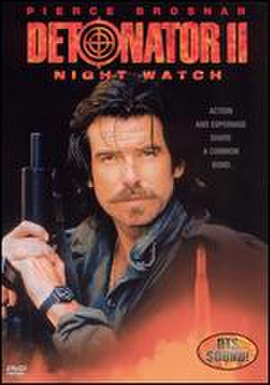 Night Watch (1995 film) - Nightwatch DVD cover