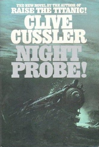 Night Probe! - 1st Edition Hardcover