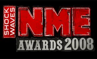 NME Tours - Logo of the 2008 NME Awards Tour.