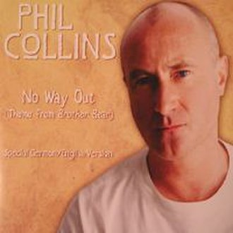No Way Out (Phil Collins song) - Image: No Way Out single