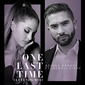 One Last Time (Ariana Grande song) - Image: One Last Time (Attends moi)