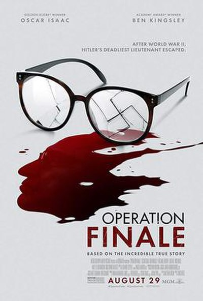 Picture of a movie: Operation Finale