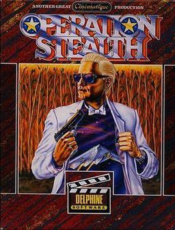 Operation Stealth cover art