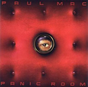 Panic Room (album) - Image: Panic Room Paul Mac