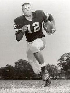 Pat Trammell American football player