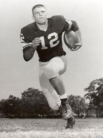 Pat Trammell - circa 1961