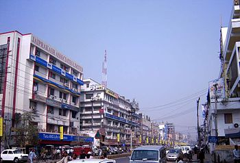 Exhibition Road (patna)
