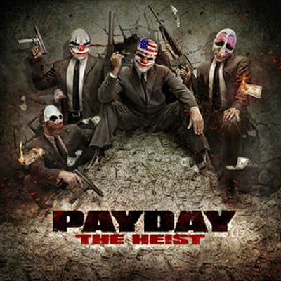 Picture of a game: Payday: The Heist
