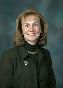 Pennsylvania state legislator Sandra Major (2003).jpg