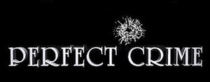 Perfect Crime (play) - Image: Perfect Crime Logo