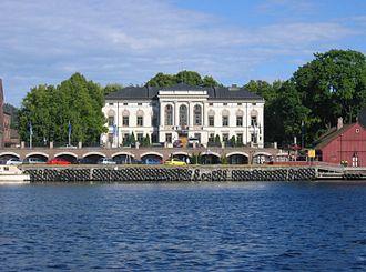 Porsgrunn - Porsgrunn City Hall