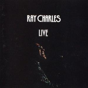 Ray Charles at Newport - Image: Ray Charles Live 1987Atlantic Records