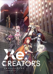 Image result for re creators