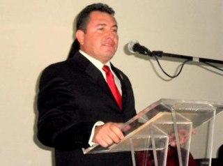 René Orta Salgado Mexican journalist and activist