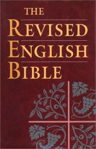 Revised English Bible - Image: Revised English Bible