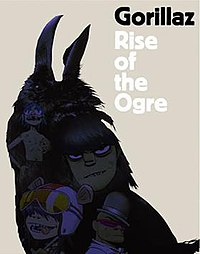 Rise Of The Ogre book cover