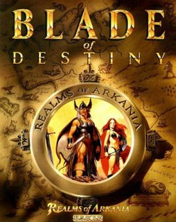 <i>Realms of Arkania: Blade of Destiny</i> 1992 video game