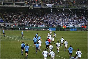 Leinster Schools Rugby Senior Cup - Blackrock v St Michael's 2006 Leinster Schools Senior Cup final at Lansdowne Road