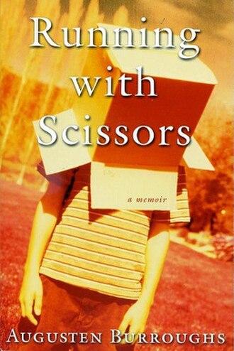 Running with Scissors (memoir) - Image: Running with scissors