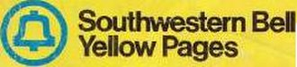 Southwestern Bell Yellow Pages - Southwestern Bell Yellow Pages logo, 1984-1994