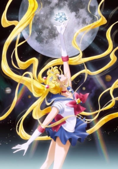 Picture of a TV show: Sailor Moon Crystal