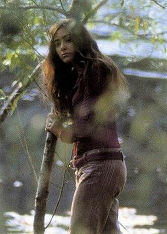 Mari Collingwood - Sandra Peabody portraying Mari