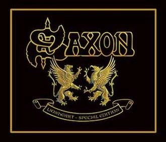 Lionheart (Saxon album) - Image: Saxon lionheart 3
