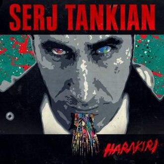 Harakiri (album) - Image: Serj Tankian Harakiri